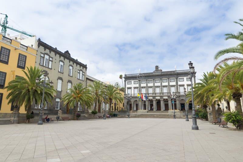 Las Palmas fotografie stock libere da diritti