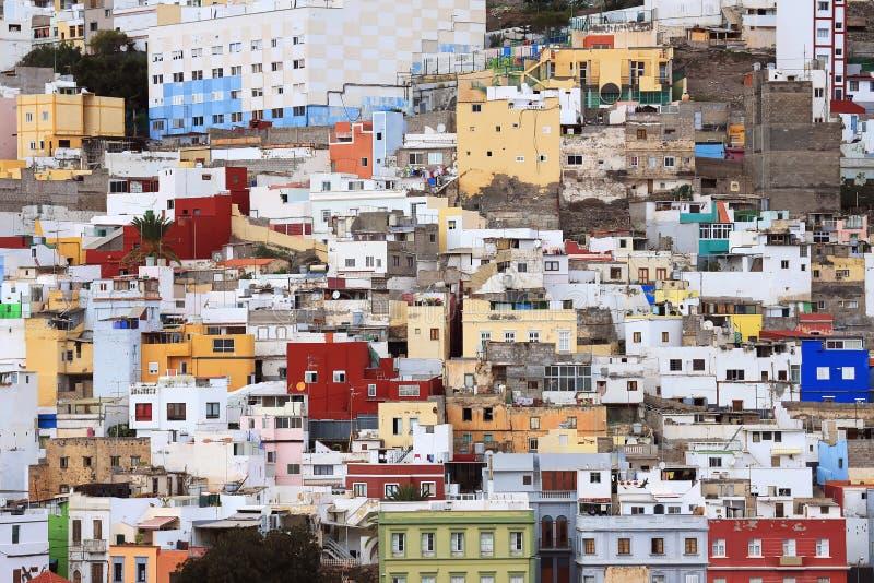 Las Palmas de θλγραν θλθαναρηα στοκ φωτογραφία