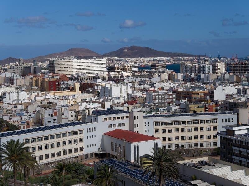 Las Palmas de Gran Canaria, Испания стоковое фото rf