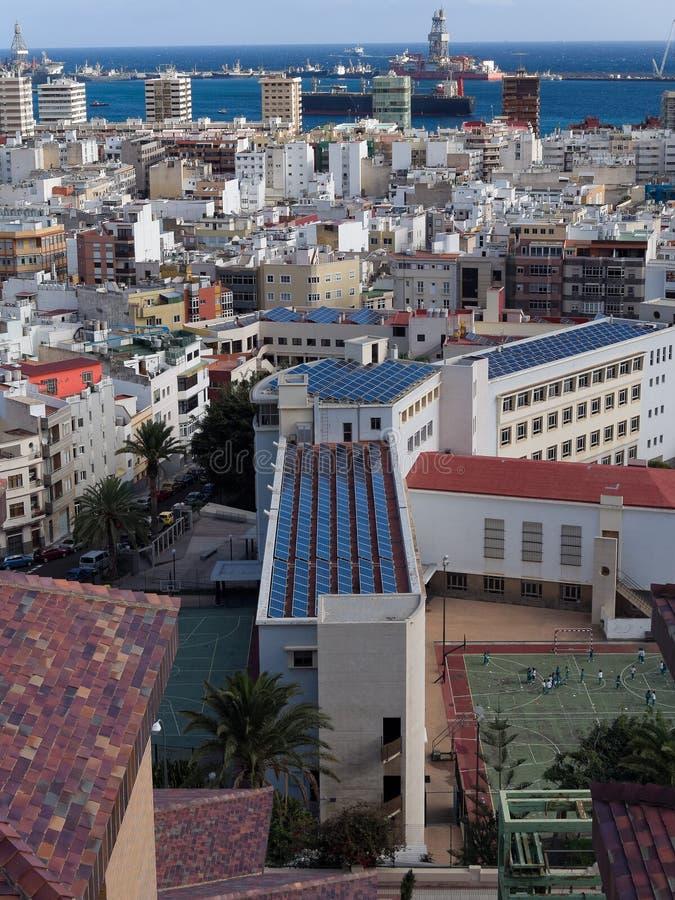Las Palmas de Gran Canaria, Испания стоковое изображение rf