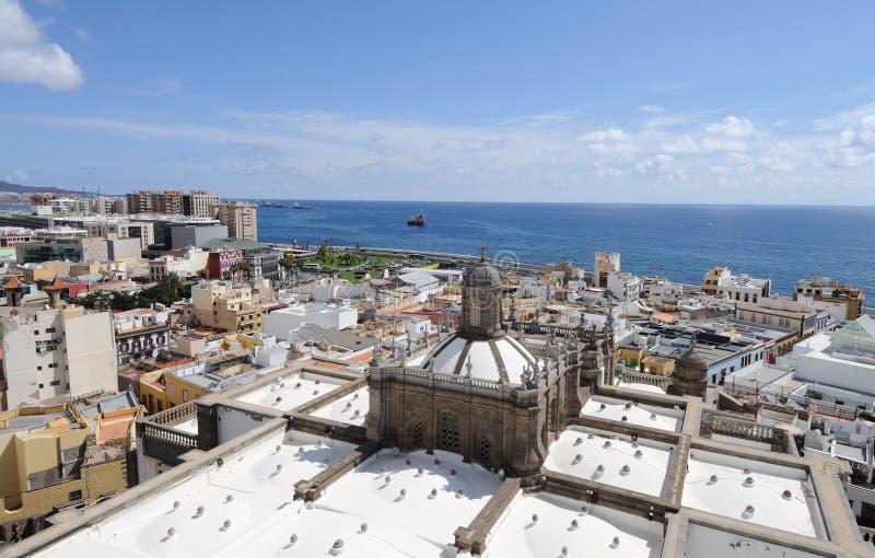Las Palmas de Gran Canaria images libres de droits