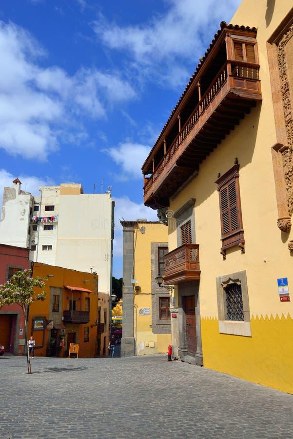 Las Palmas De Gran Canaria obrazy royalty free