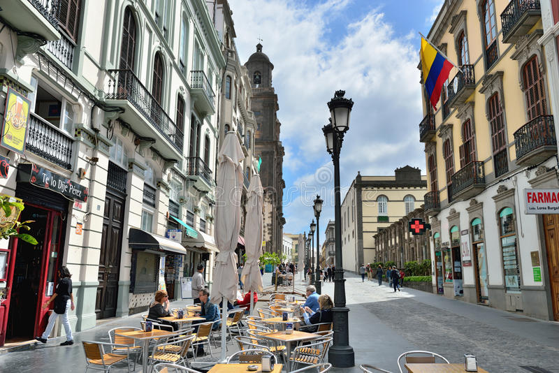 Las palmas de gran canaria editorial stock photo image of - Capital de las palmas ...
