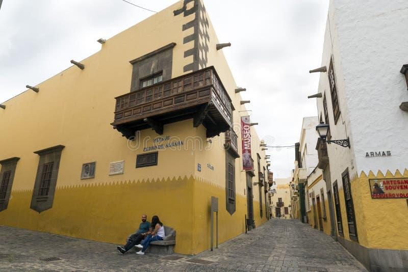 Las Palmas, Gran Canaria zdjęcie royalty free