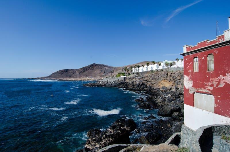 Las Palmas, Gran Canaria fotos de stock royalty free