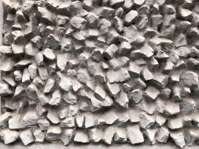 Las piedras texturizan y fondo Oscile la textura foto de archivo libre de regalías