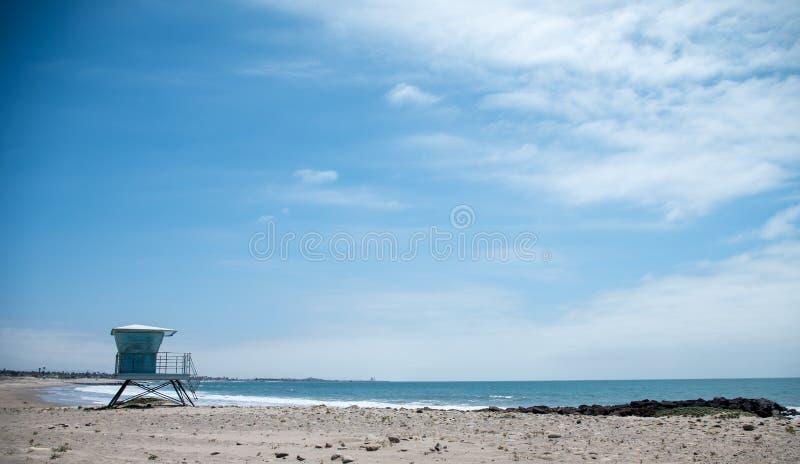 Las playas de Ventura fotografía de archivo