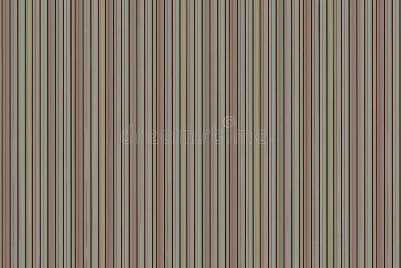 Las rayas finas planchan las líneas sin fin verticales estilo duro de la base acanalada beige gris de la lona del grunge del fond foto de archivo