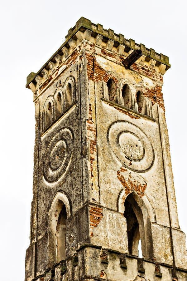 Download Las Ruinas Del Castillo De Banffy En Bontida Imagen de archivo - Imagen de medieval, histórico: 41920419