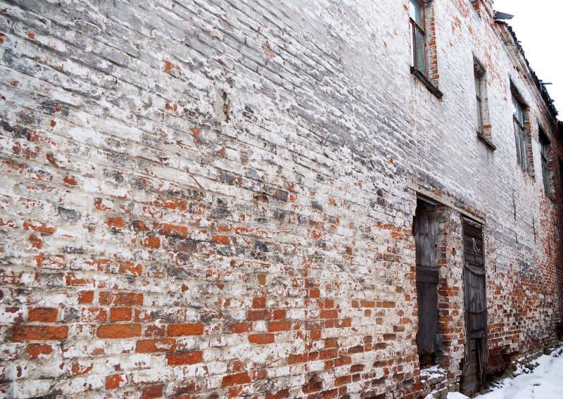 Las ruinas .grange foto de archivo libre de regalías