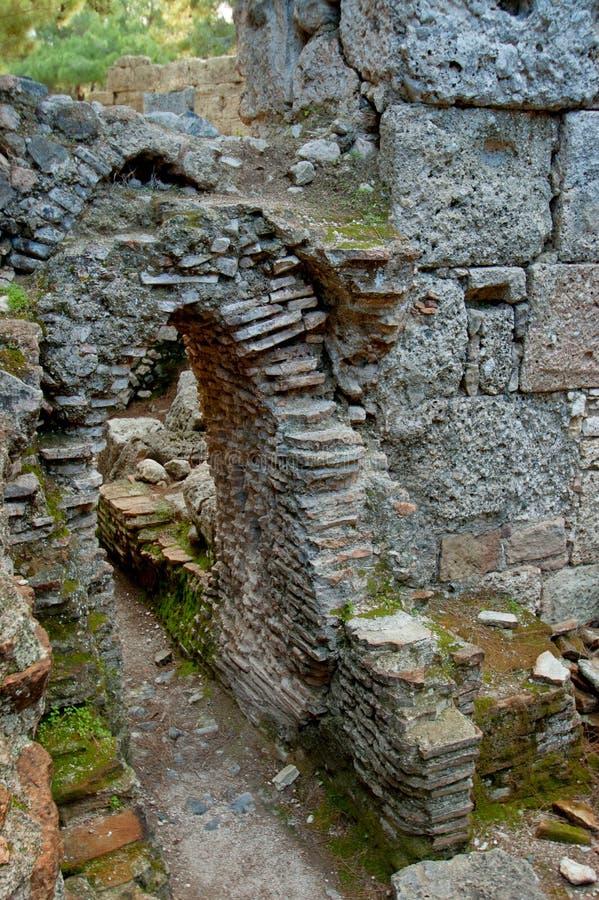 Las ruinas todavía de las civilizaciones antiguas extant fotos de archivo