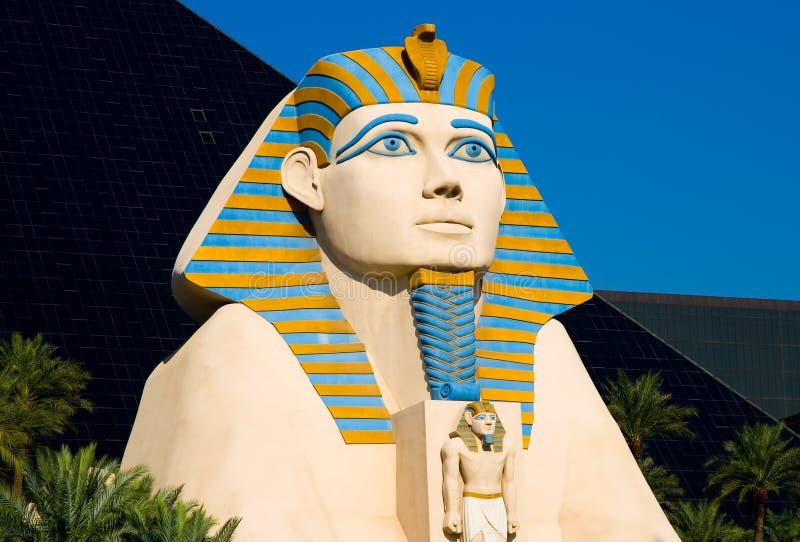 las sphinx vegas στοκ εικόνα με δικαίωμα ελεύθερης χρήσης