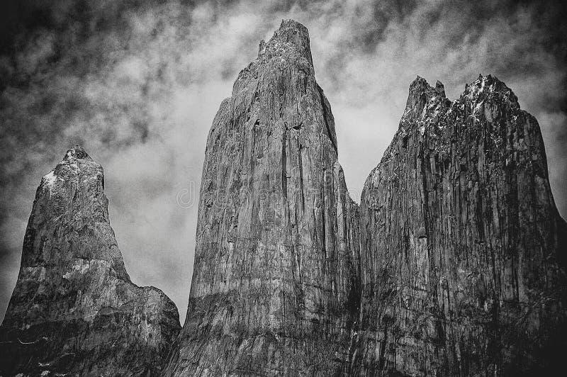 Las Torres photographie stock