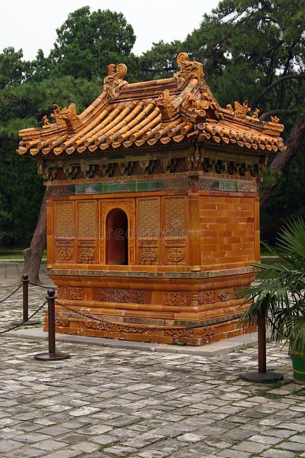 Las tumbas de Ming fotografía de archivo