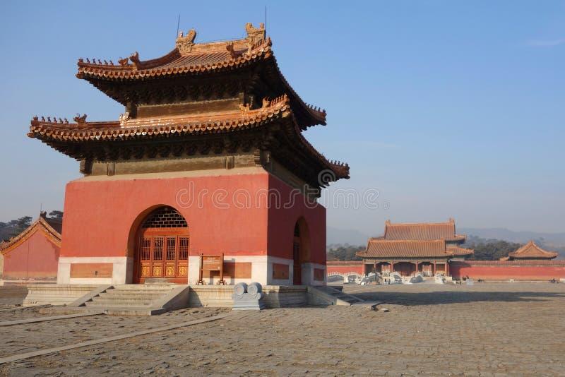 Las tumbas de Ming foto de archivo