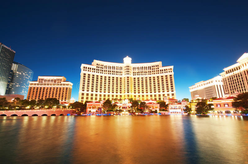 Download Las Vegas - 11 Sep 2010  - Bellagio Hotel Casino Editorial Stock Image - Image: 19699994