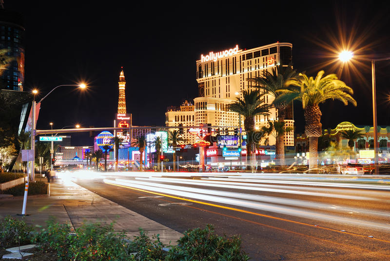 Download Las Vegas editorial stock photo. Image of famous, french - 13444548