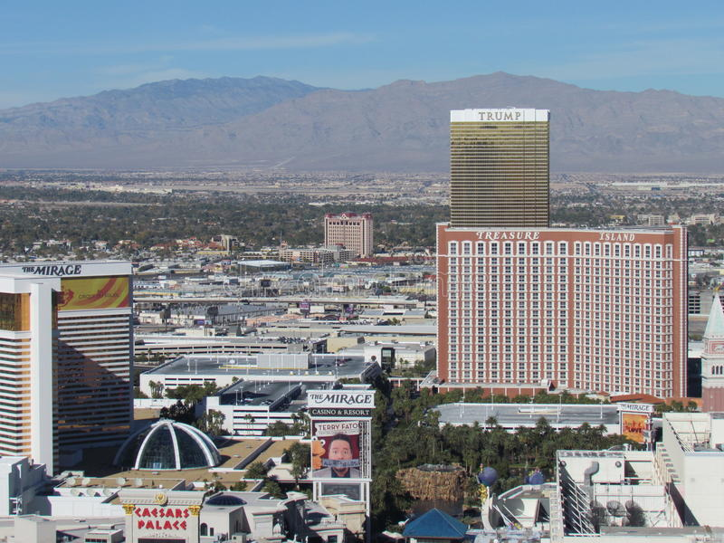 Download Las Vegas editorial image. Image of architecture, shopping - 17385885