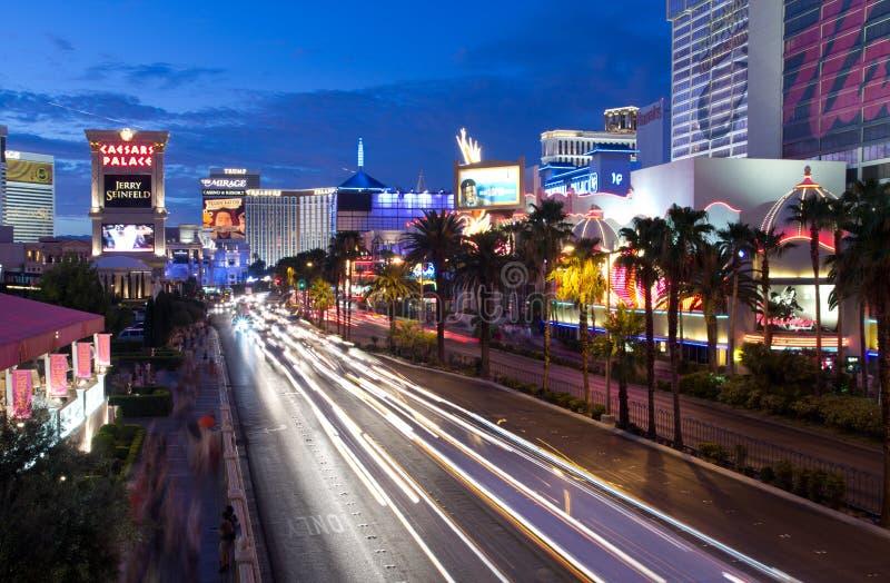 Las Vegas stock afbeeldingen