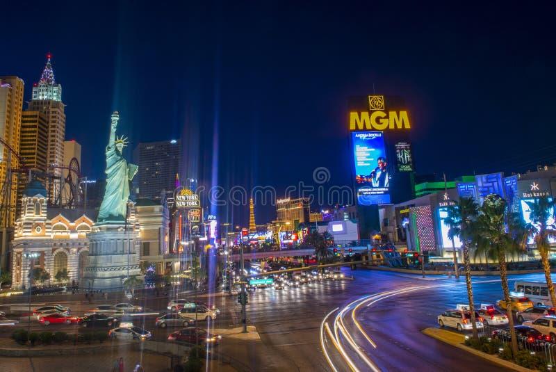 Las Vegas photographie stock