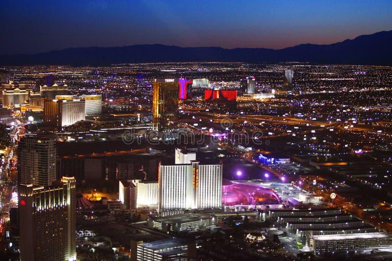 Las Vegas стоковое изображение