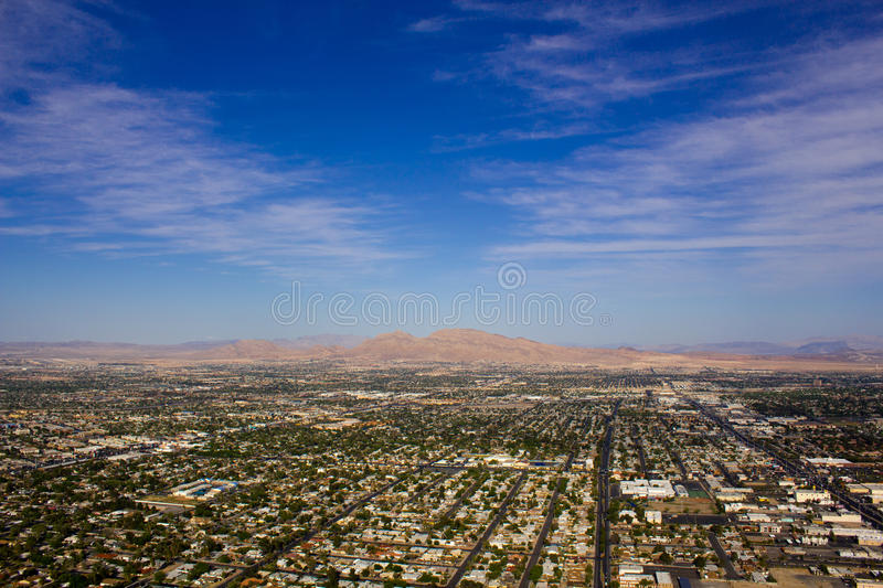 Download Las Vegas from Above stock photo. Image of gambling, tower - 26950834