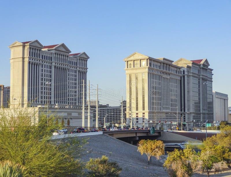 Las Vegas au Nevada images libres de droits