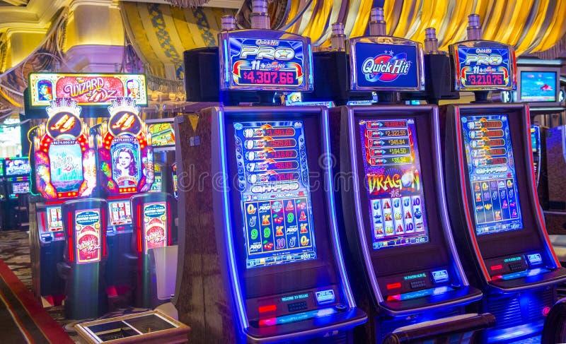 Las Vegas, Bellagio foto de archivo libre de regalías