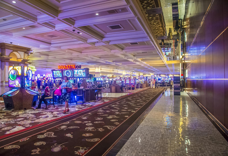 Las Vegas, Bellagio foto de stock