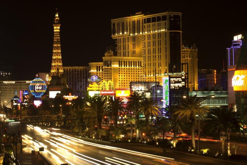 Las Vegas Boulevard foto de stock