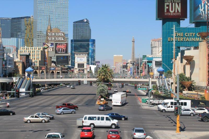 Las Vegas Boulevard Editorial Photography