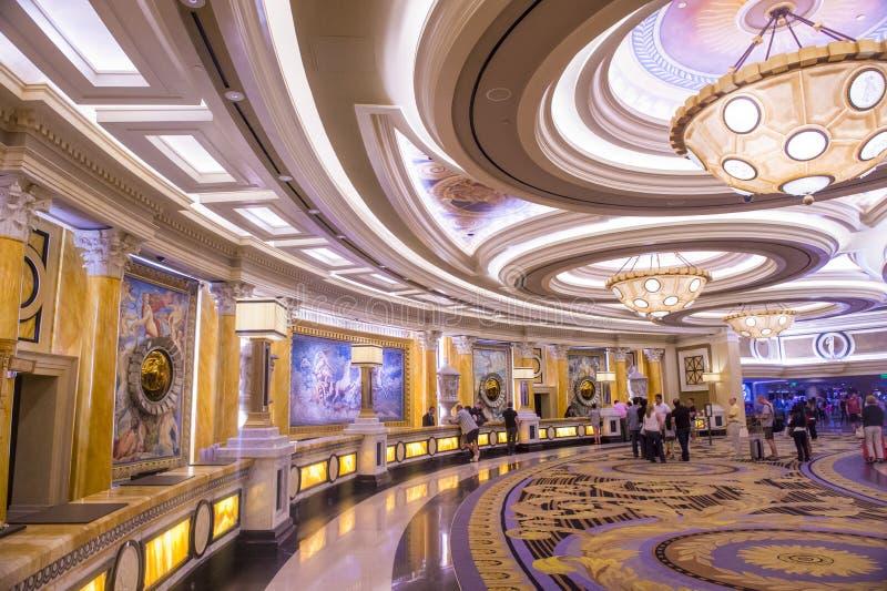 Las Vegas, Caesars imágenes de archivo libres de regalías