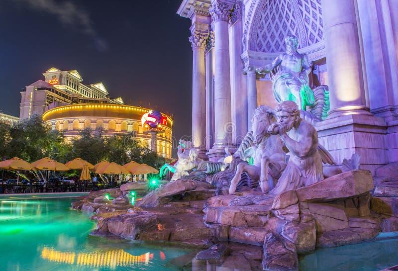 Las Vegas, Caesars foto de archivo