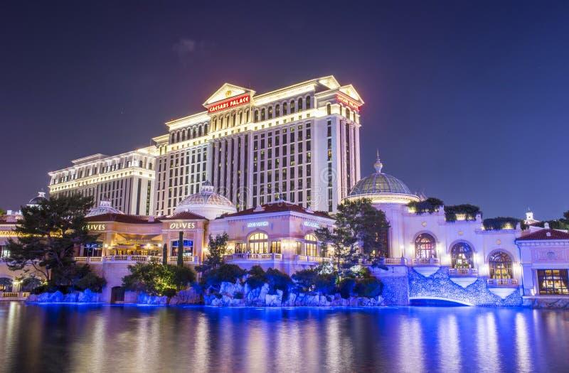 Las Vegas, Caesars fotos de archivo libres de regalías
