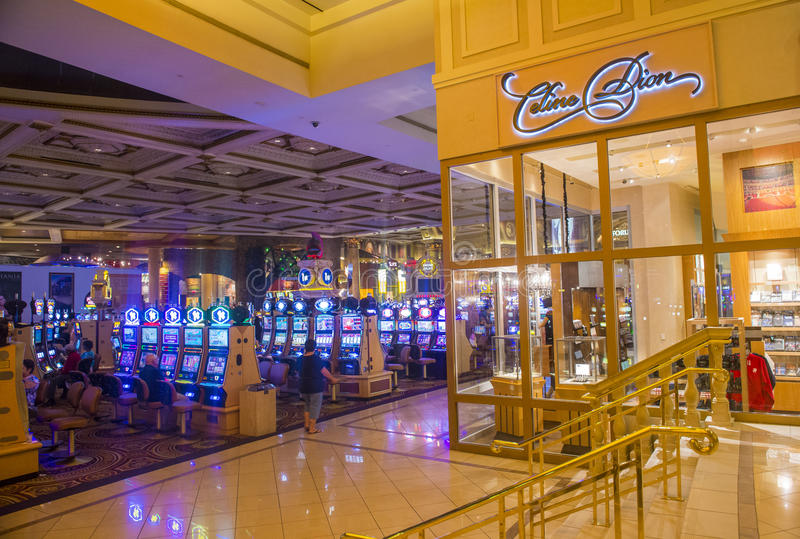Download Las Vegas , Ceasars Palace editorial photography. Image of poker - 42173757