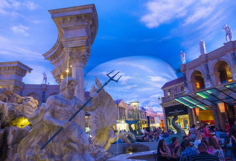 Download Las Vegas , Ceasars Palace Editorial Stock Image - Image: 42173704