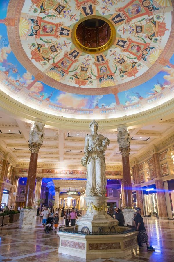 Download Las Vegas , Ceasars Palace editorial stock photo. Image of night - 42173723