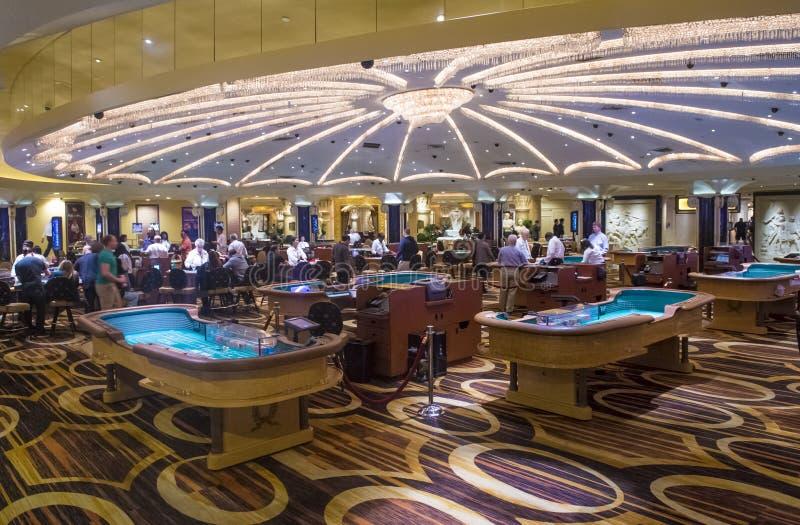 Las Vegas Ceasars slott arkivfoto