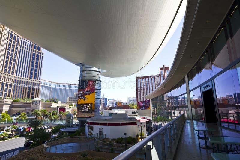 Las Vegas - circa julio de 2016: Vista de la tira de la alameda I del desfile de moda fotos de archivo libres de regalías