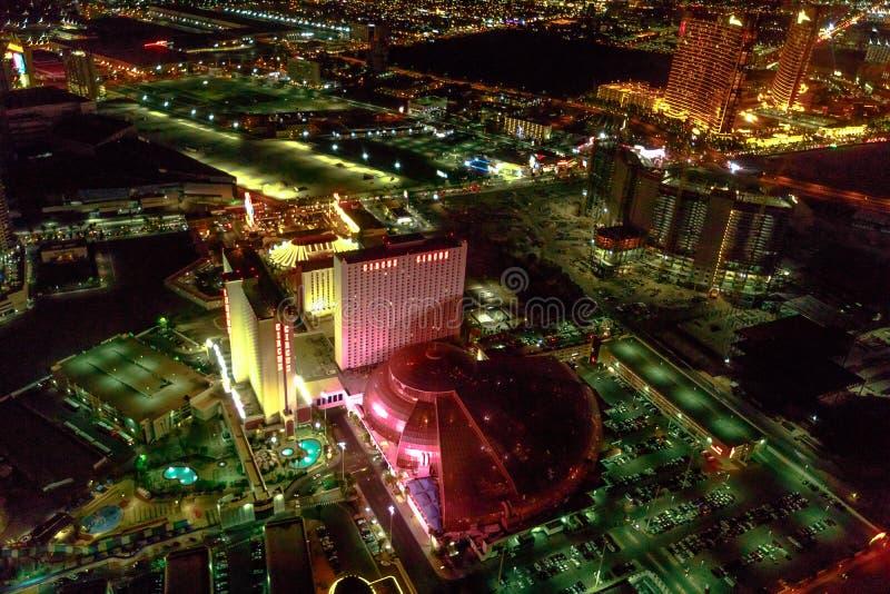 Las Vegas cirkuscirkus royaltyfri foto