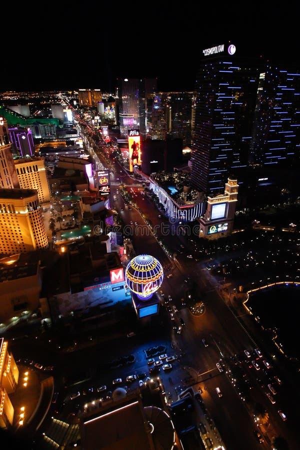 Las Vegas Cityscape royalty free stock image