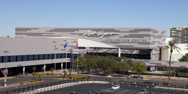 Las Vegas Convention Center imagenes de archivo