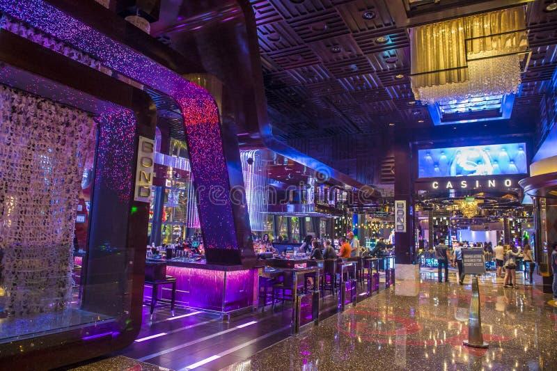 Las Vegas cosmopolita fotos de archivo libres de regalías