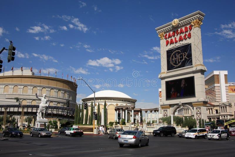 Las Vegas - de antaño imagen de archivo