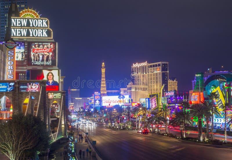 Las Vegas fotos de archivo libres de regalías