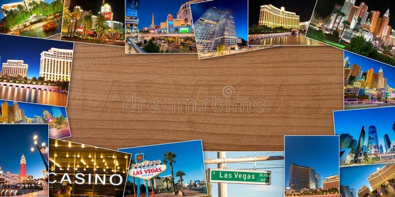 LAS VEGAS - 21. DEZEMBER: Berühmte Las Vegas-Kasinos am 21. Dezember lizenzfreie stockfotografie