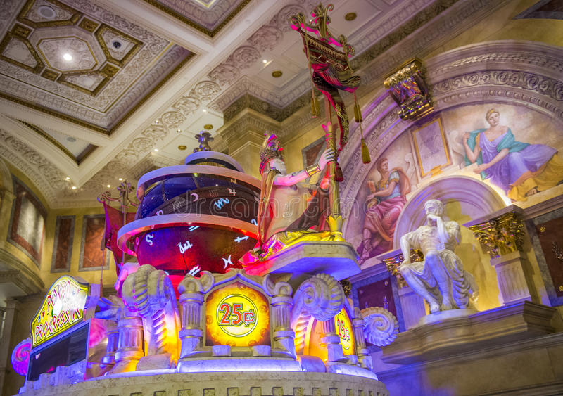 Download Las Vegas editorial image. Image of exterior, colorful - 30328290