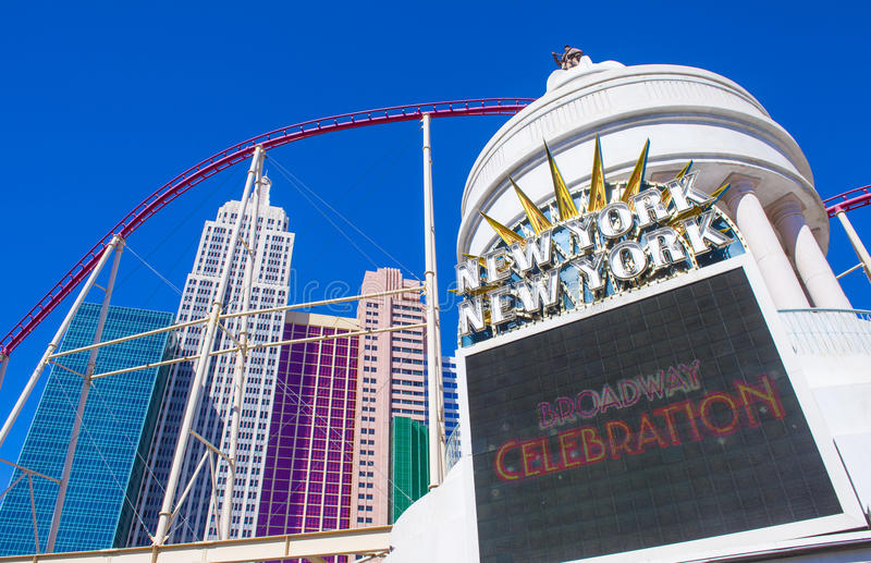 Download Las Vegas editorial photography. Image of bright, casino - 33760497
