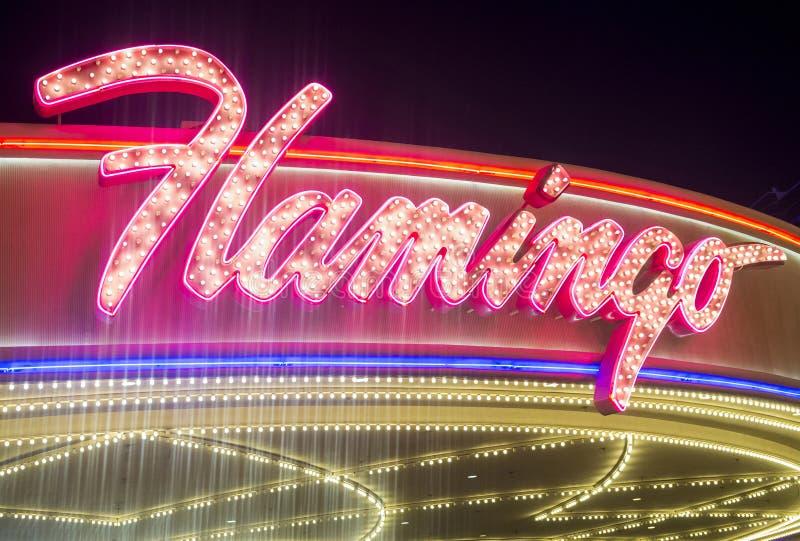 Download Las Vegas , Flamingo editorial stock photo. Image of building - 42173658
