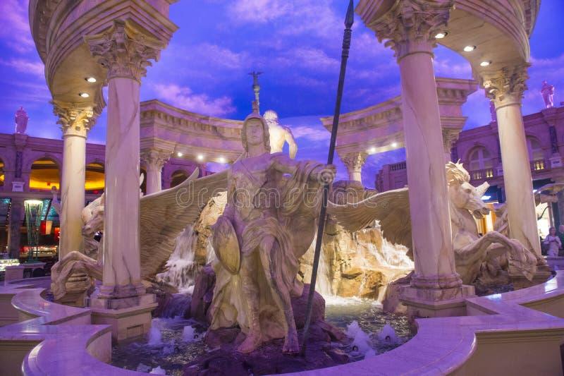 Las Vegas, forum fotografia stock